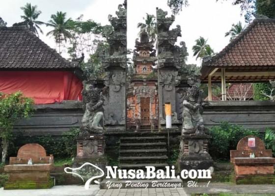 Nusabali.com - pura-pucak-geni-cagar-budaya-yang-berawal-dari-sebuah-benda-bersinar