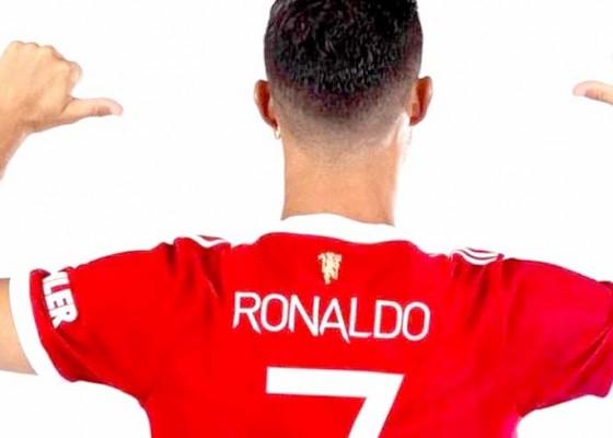 Nusabali.com - ronaldo-kembali-pakai-nomor-7-di-mu