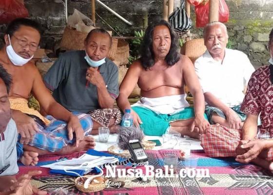 Nusabali.com - desa-adat-bungaya-bersiap-ngadegang-de-kubayan-wayan