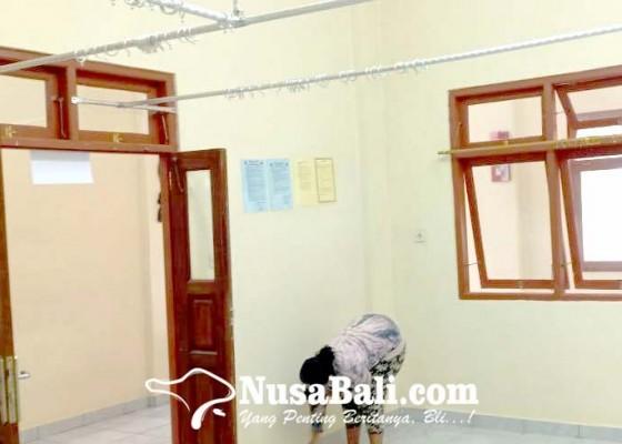 Nusabali.com - ruang-poliklinik-rsu-bangli-dipindah