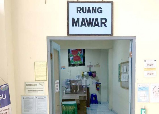 Nusabali.com - ruang-mawar-dan-kenanga-untuk-pasien-covid-19