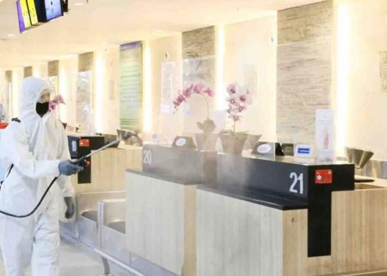 Nusabali.com - bandara-ngurah-rai-raih-prokes-terbaik-se-asia-tenggara