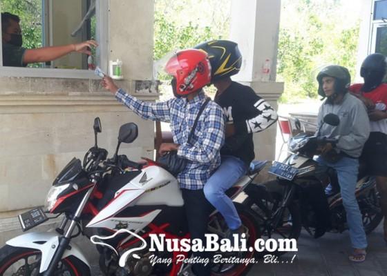 Nusabali.com - pengawasan-pengunjung-pantai-diserahkan-ke-desa-adat