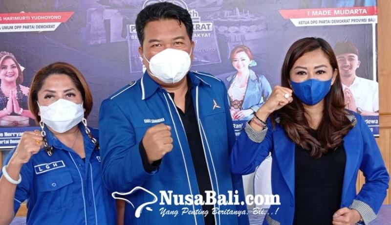 www.nusabali.com-dpc-demokrat-buleleng-pasang-target-7-kursi-di-2024