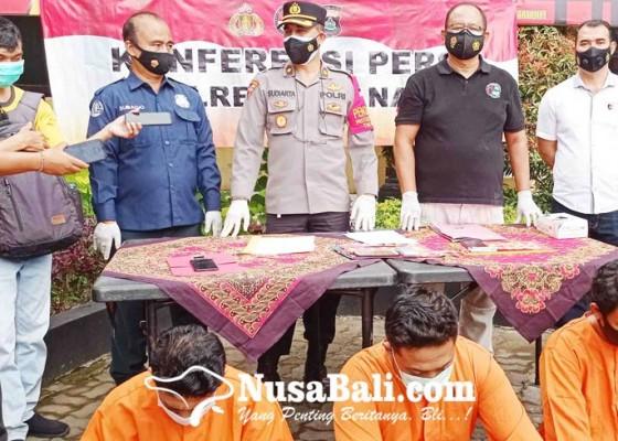 Nusabali.com - dua-pengedar-dan-seorang-pengguna-diringkus