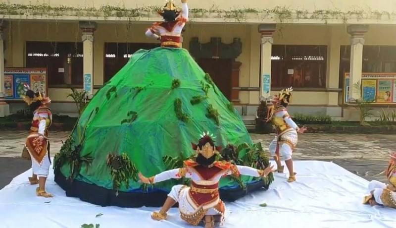 www.nusabali.com-smpn-4-semarapura-raih-juara-ii-fls2n-tingkat-provinsi-bali