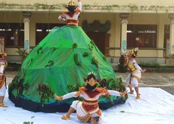 Nusabali.com - smpn-4-semarapura-raih-juara-ii-fls2n-tingkat-provinsi-bali