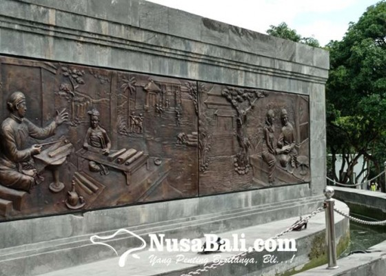 Nusabali.com - berisi-kisah-cinta-nyoman-rai-srimben-raden-soekemi