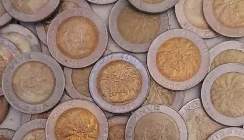 www.nusabali.com-koin-jadul-ri-yang-dijual-ratusan-juta