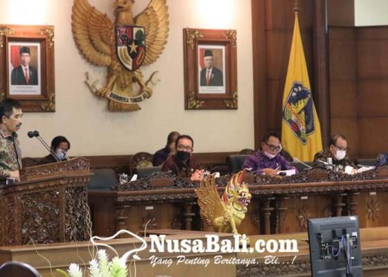 Nusabali.com - dprd-bali-soroti-dana-perimbangan-dari-pusat-merosot