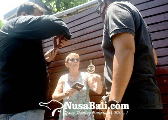 Nusabali.com - kesbangpol-sidak-wna-di-sanur