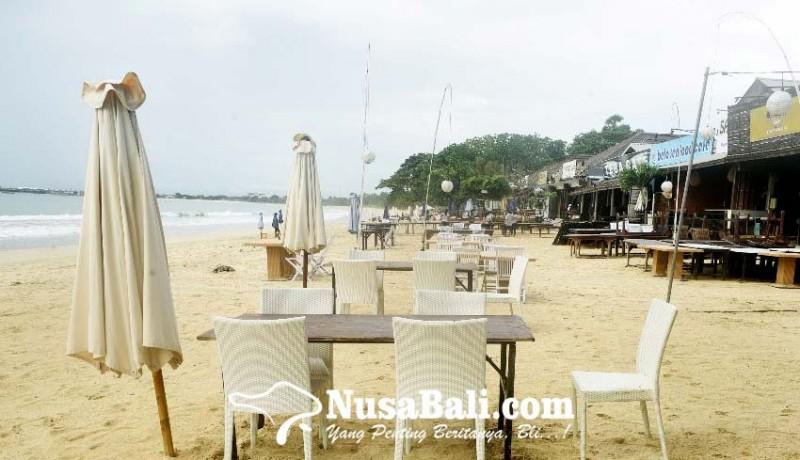 www.nusabali.com-belum-banyak-wisatawan-datang