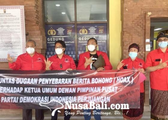 Nusabali.com - giri-prasta-pimpin-langsung-pelaporan-ke-polres-badung