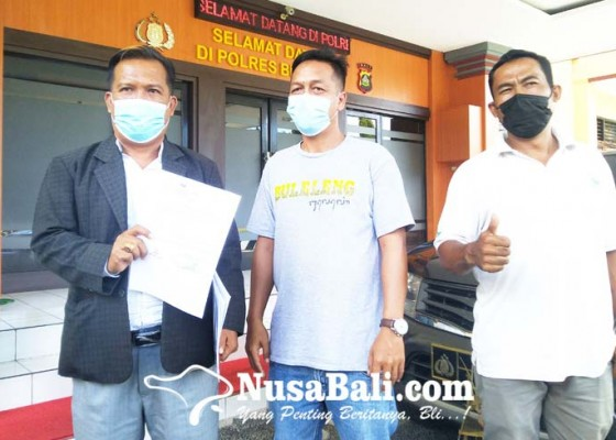 Nusabali.com - relawan-cawi-lapor-polisi