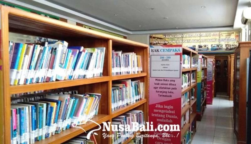 www.nusabali.com-pelayanan-perpustakaan-tidak-maksimal-saat-pandemi