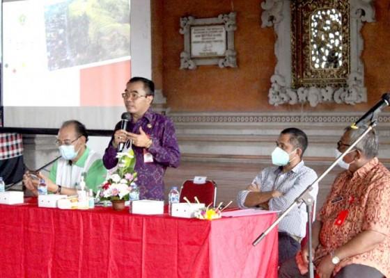 Nusabali.com - wujudkan-pertanian-organik-wabup-edi-panggil-penyuluh-pertanian
