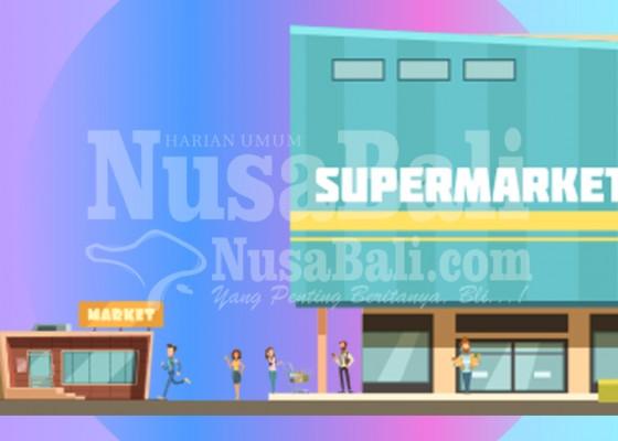 Nusabali.com - minimarket-menjamur-pedagang-pasar-terjepit