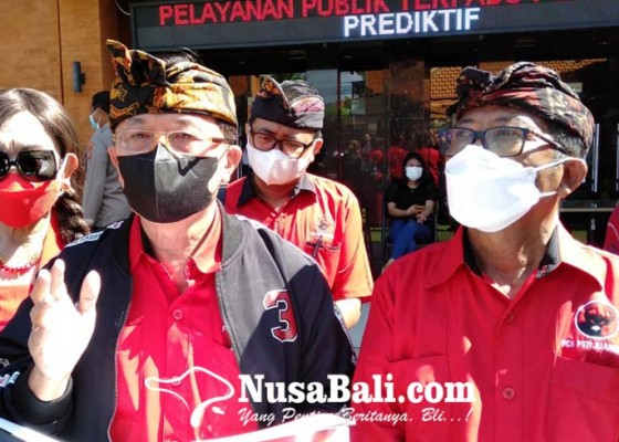 Nusabali.com - pdip-bali-kerahkan-50-advokat