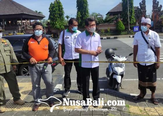Nusabali.com - ppkm-level-3-bupati-suwirta-buka-objek-wisata