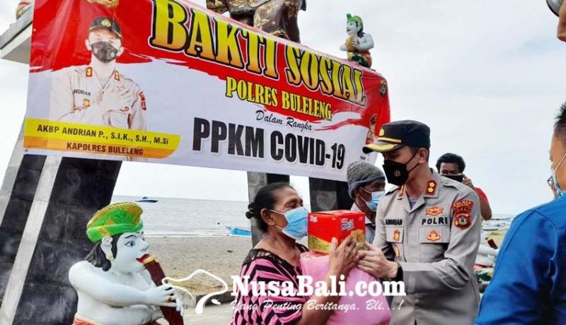 www.nusabali.com-pekerja-pariwisata-dan-nelayan-di-lovina-digelontor-sembako