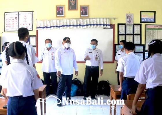 Nusabali.com - ppkm-level-3-dinas-dikpora-jembrana-siapkan-permohonan-izin-ptm-ke-bupati