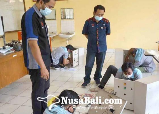Nusabali.com - uji-kompetensi-tunggu-izin-satgas