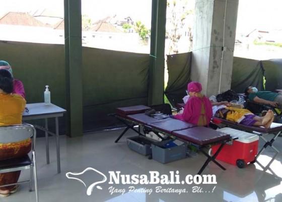 Nusabali.com - pmi-bali-ajak-masyarakat-donor-darah-untuk-sesama