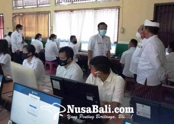 Nusabali.com - 39-pelamar-pppk-terkonfirmasi-positif-covid
