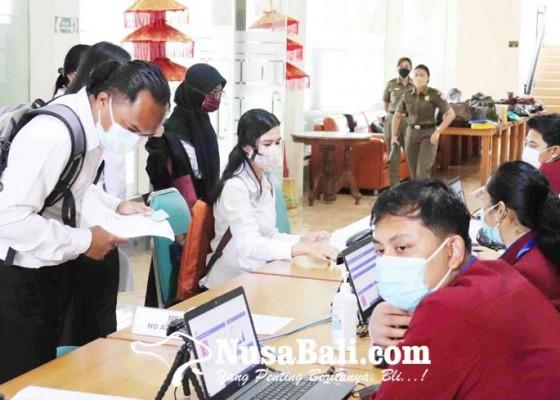 Nusabali.com - tak-ikut-skd-536-pelamar-cpns-gugur