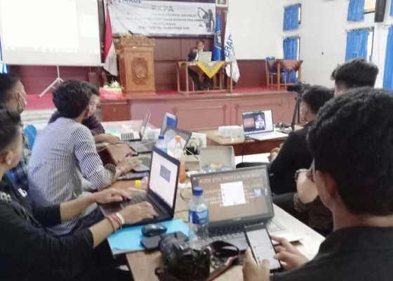 Nusabali.com - peradi-ingatkan-advokat-tak-terjerat-hukum