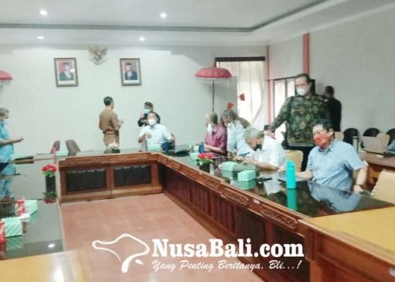 Nusabali.com - diparda-industri-bahas-syarat-hotel-karantina