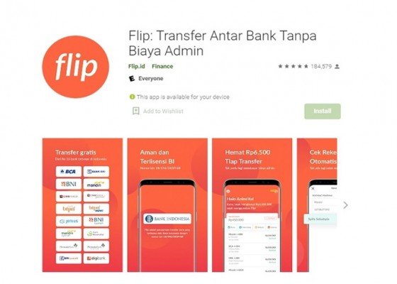 Nusabali.com - fakta-menarik-flip-aplikasi-transfer-digital-terpercaya