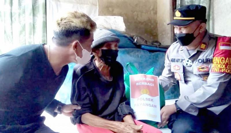 www.nusabali.com-polsek-payangan-konsisten-berbagi-saat-pandemi