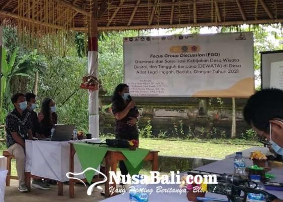 Nusabali.com - desa-adat-benteng-kebangkitan-desa-wisata
