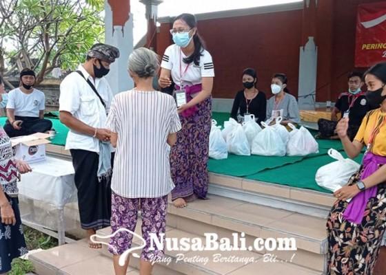 Nusabali.com - ada-pembagian-sembako-bagi-keturunan-pimpinan-perang