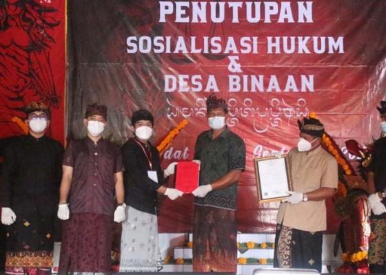 Nusabali.com - sah-megandu-jadi-kekayaan-intelektual-komunal-desa-adat-ole