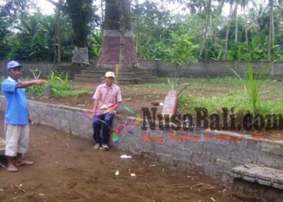 Nusabali.com - desa-pakraman-kubu-tata-setra-jadi-taman