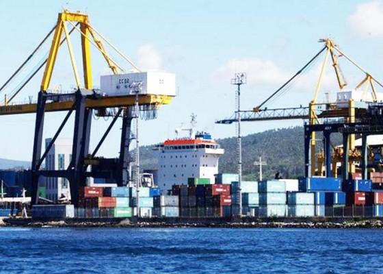 Nusabali.com - kontainer-langka-ekspor-bali-terkendala