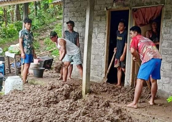 Nusabali.com - banjir-dan-longsor-terjang-jembrana