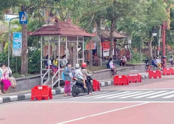 Nusabali.com - ptm-dimulai-dishub-uji-coba-angkot-siswa-gratis