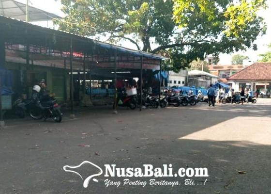 Nusabali.com - fungsi-terminal-kreneng-dikembalikan-73-pedagang-gulung-tikar