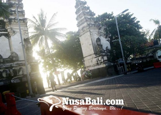 Nusabali.com - pantai-kuta-segera-dilengkapi-qr-code-pedulilindungi