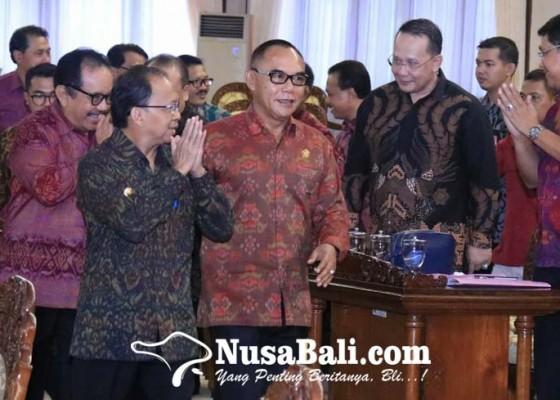Nusabali.com - dewan-sebut-kinerja-gubernur-koster-sudah-sangat-maksimal