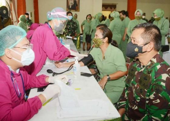 Nusabali.com - kodam-udayana-kumpulkan-134-kantong-darah