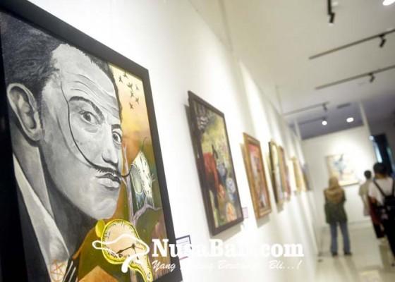 Nusabali.com - 91-karya-mahasiswa-seni-rupa-murni-isi-dipamerkan-di-dna