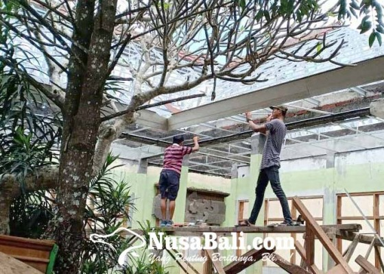 Nusabali.com - pengerjaan-proyek-abaikan-penggunaan-apd