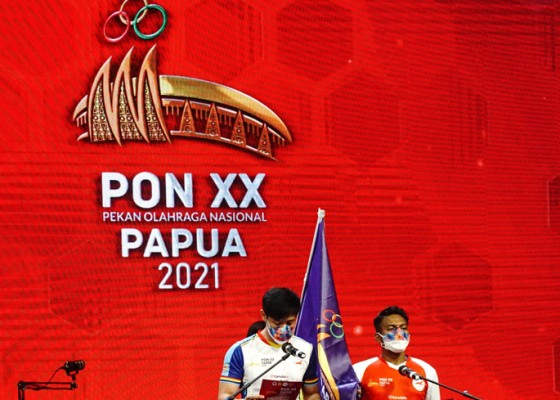 Nusabali.com - 16-tim-esports-pubg-mobile-mainkan-grand-final-eksibisi-pon-papua