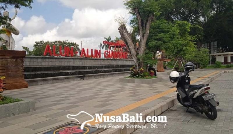 www.nusabali.com-alun-alun-gianyar-buka-cfd-masih-off