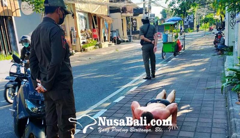 www.nusabali.com-tidak-gunakan-masker-10-wna-terjaring-razia