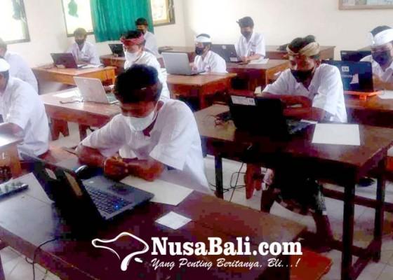 Nusabali.com - smk-wwg-asesmen-nasional-pakai-paket-data-seluler